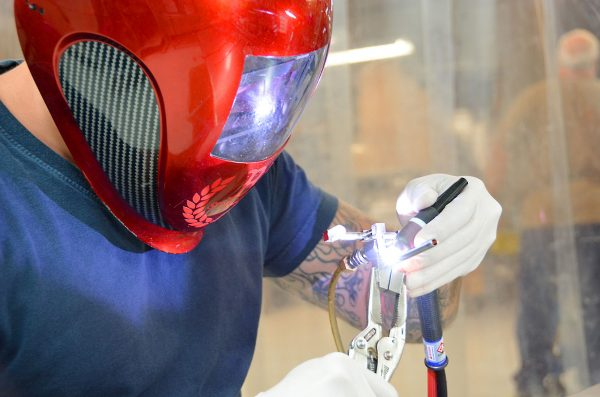 What is TIG welding?