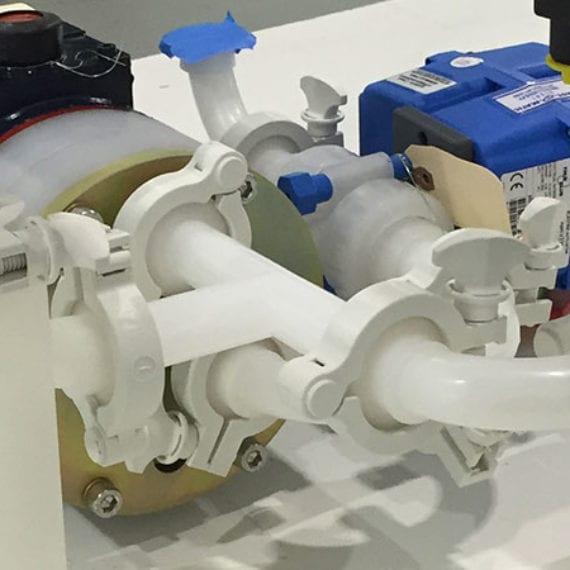 Axenics Plastics Assembly