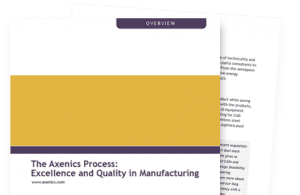 The Axenics Process CTA