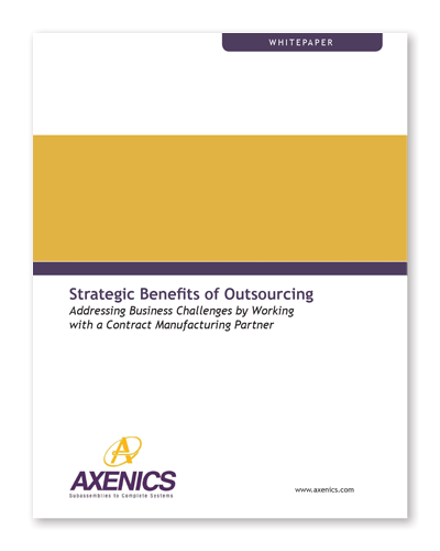 Download Strategic Benefits of Outsourcing