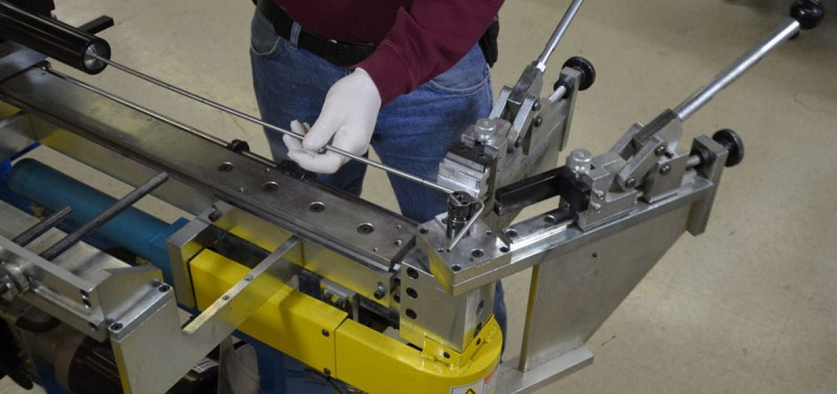 Tube Bending 101: Defining Tube Materials, Types, and Bending