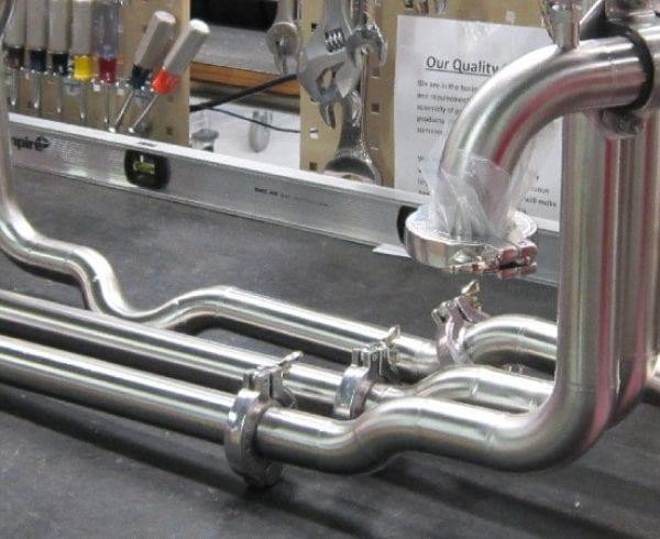 Aluminum Tube Bending