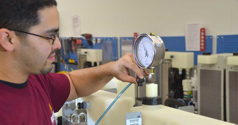 contract manufacturing at Axenics