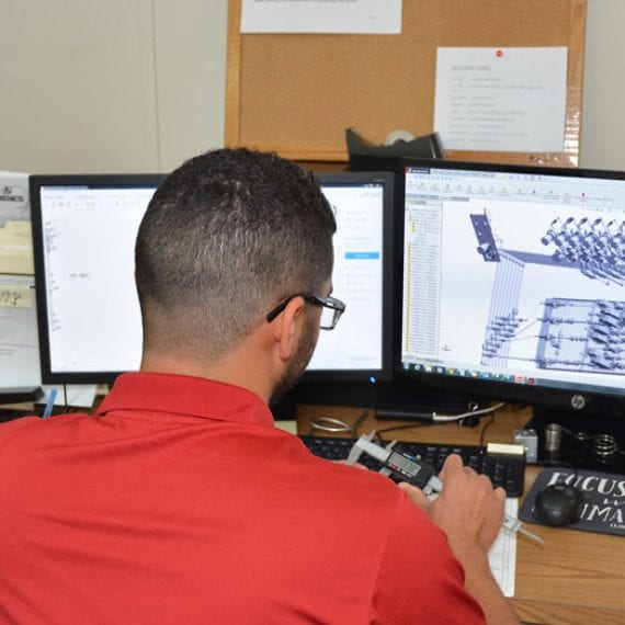 Engineering and Design Services, Component Manufacturing