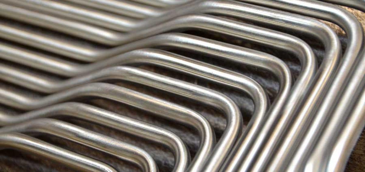 Precision tube bending