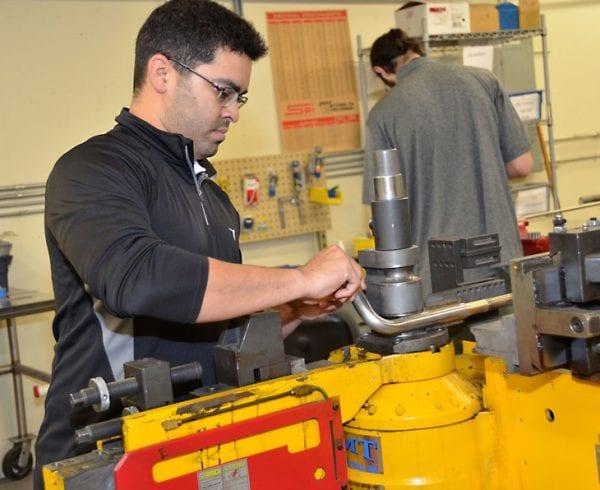 CNC Pipe bending