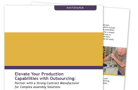 Elevate your production with outsourcing