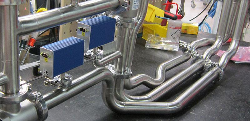 Orbital Welding Pipe Tube Bending Axenics