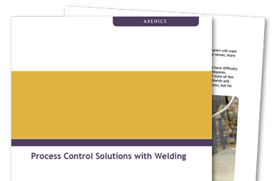 Process Control Solutions with Welding