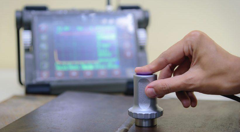 Ultrasonic Weld Testing for Alternative Energy