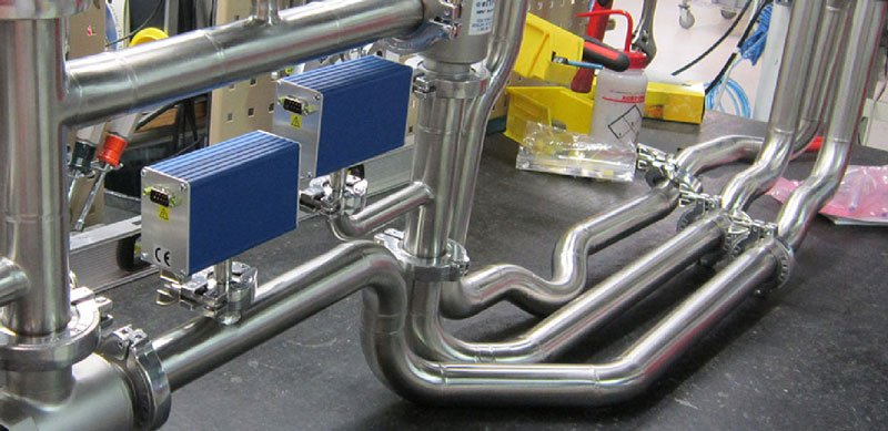 Why combine hand welding and tube bending?