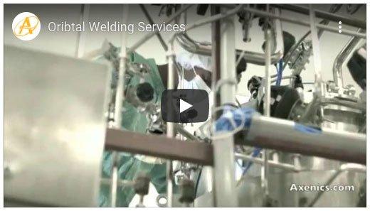 Orbital Welding Video