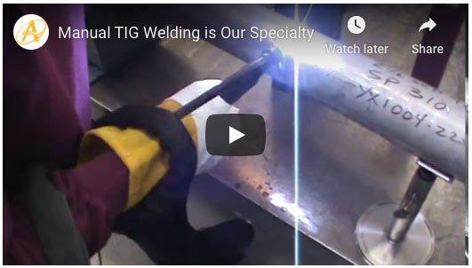Tig Welding Video