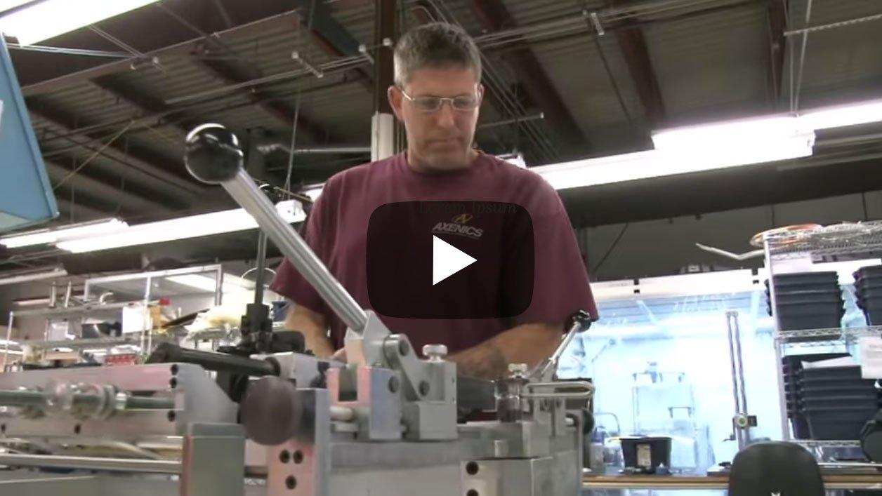 Watch the Axenics Company Video