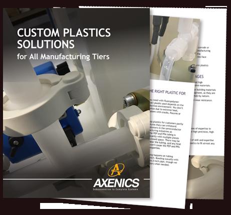 Custom Plastics Solutions - e-book